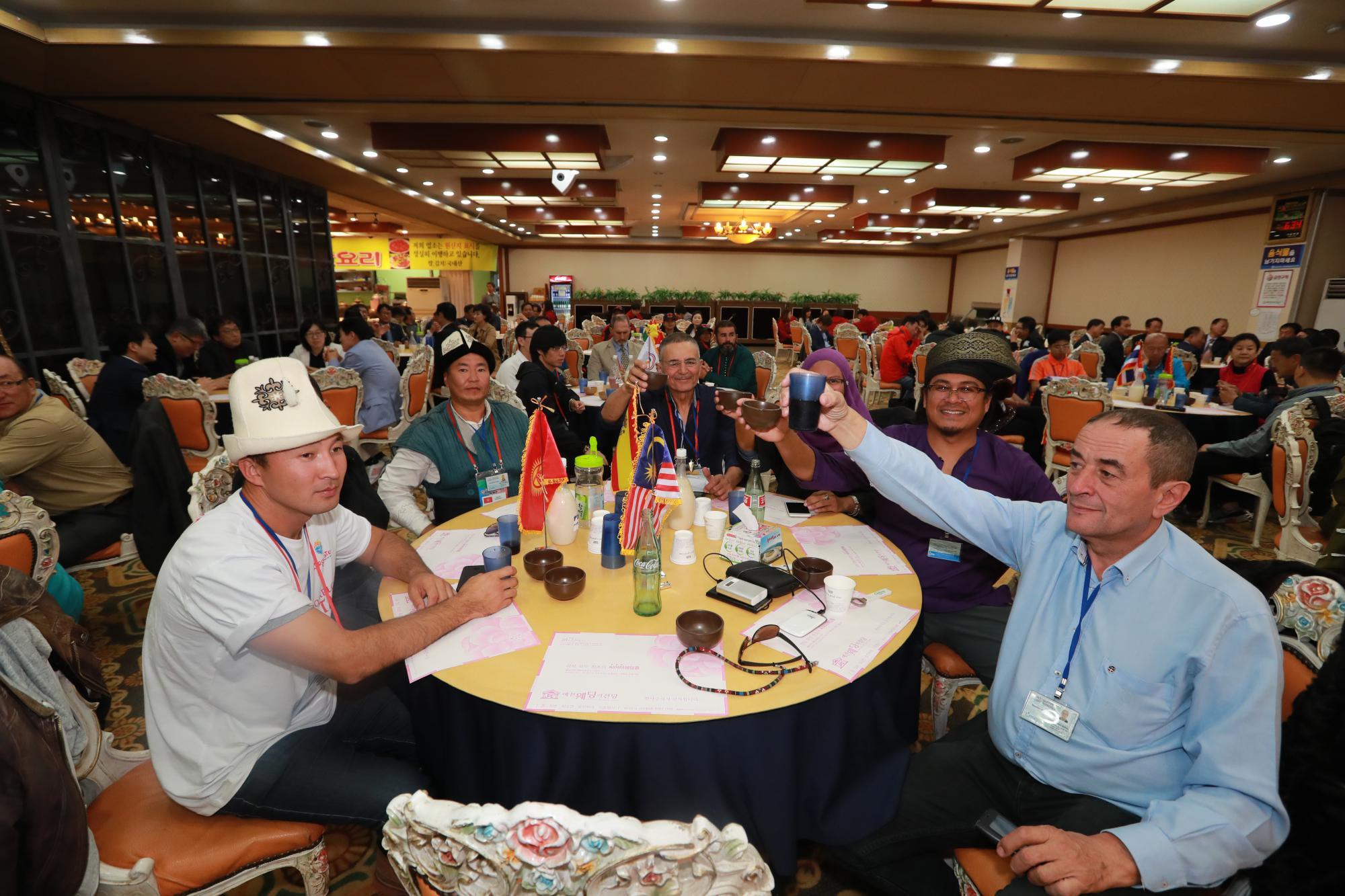 WTAO Inaugural Banquet(2017. 10. 16.)